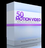 50MotionVideoLoops
