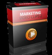 Marketing Video Clips PLR