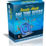 One Time Offers PLR Package