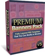 Premium Banners Pack