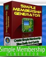 SimpleMembershipGenerator