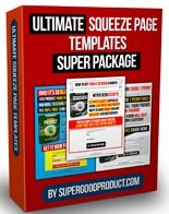 Ultimate Sqeeze Page Templates