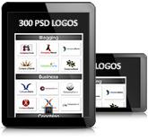 300-psd-logos
