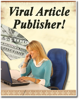Viral Article Publisher PLR