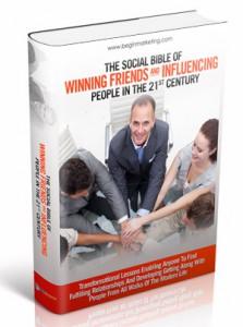 Big Book Social Bible Winning Friends