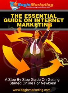 Internet Marketing Essential Guide PLR