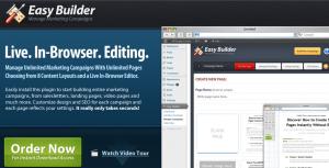Easy Builder Marketing Tools