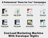 everlead wordpress marketing machine